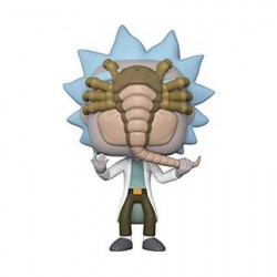 Pop! Rick and Morty Rick with Facehugger Limited Edition
