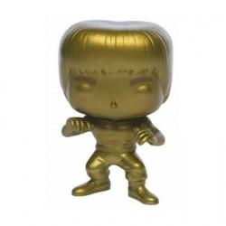 Figurine Pop! Enter the Dragon Gold Bruce Lee Edition Limitée Funko Boutique en Ligne Suisse