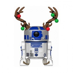 Figur Pop! Star Wars Holiday R2-D2 whit Antlers Funko Online Shop Switzerland