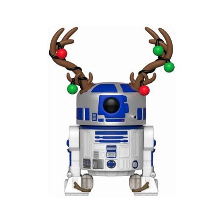 Figur Pop! Star Wars Holiday R2-D2 whit Antlers Funko Online Shop Switzerland