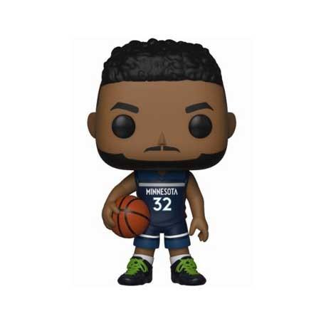 Figur Pop! Basketball NBA Timberwolves Karl-Anthony Towns Funko Online Shop Switzerland