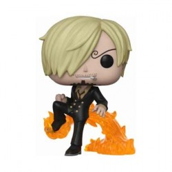 Figur Pop! Anime One Piece Fishman Sanji (Rare) Funko Online Shop Switzerland