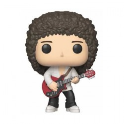 Figur Pop! Music Queen Brian May (Vaulted) Funko Online Shop Switzerland