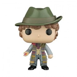 Figur Pop! Doctor Who 4th Doctor with Jelly Babies Limited Edition Funko Online Shop Switzerland